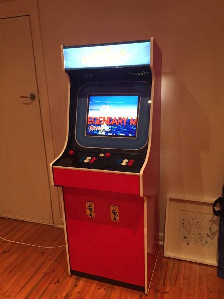 your own mame cabinet how to build an arcade cabinet custom made mame arcade