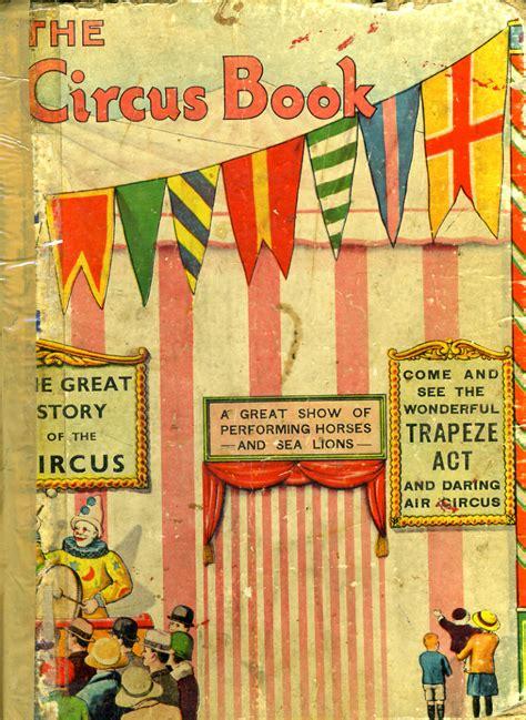 circus picture books circus books