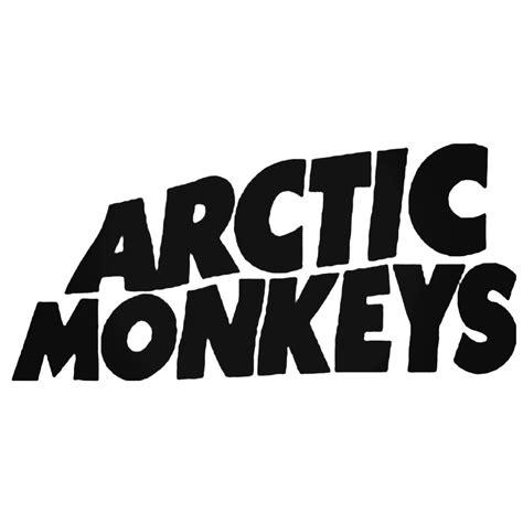 arctic monkeys decal sticker