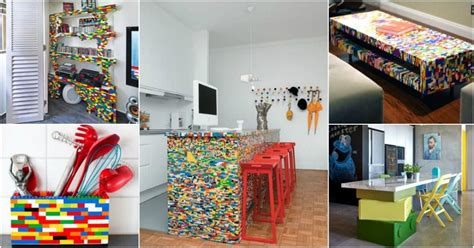 crazy home decor diy lego interior design archives my amazing things