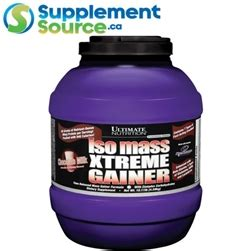 Sale Iso Mass Xtreme Gainer 3 5 Lbs Ultimate Nutrition ultimate nutrition iso mass on blowout