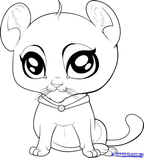 cute christmas animals coloring pages coloring pages cute coloring pictures of animals cute