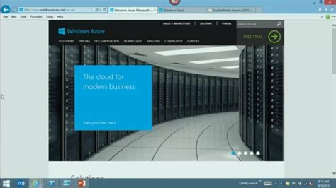 section 212 a 9 b ii infrastructure services on windows azure virtual machines