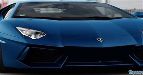 Navy Blue Lamborghini Lamborghini Aventador Navy Blue Car Cover