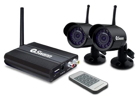 wireless surveillance systems home security cameras