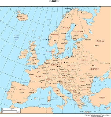 world map europe cities map europe major cities thefreebiedepot