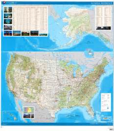 wall maps of the united states need trees which cities in tx az nm ok ar and la