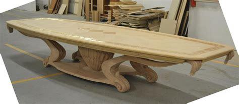 tavoli classici di lusso tavoli su misura