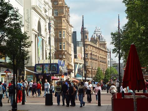 london s theatre district is located in which section of london london england special car store