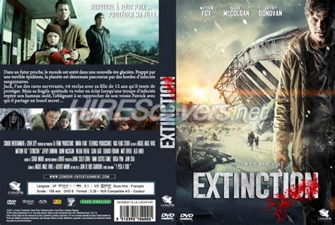format dvd jaquette extinction by didier60 dvd covers dvd labels blu ray