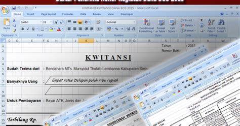 format berita acara uas contoh format kwitansi nota pesanan faktur berita acara