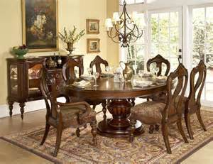 Dining Room Sets Round Table by Round Table Set He 1390 Classic Dining