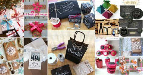 amazing christmas presents 40 amazing gift wrapping ideas you can make yourself page 3 of 3 diy crafts