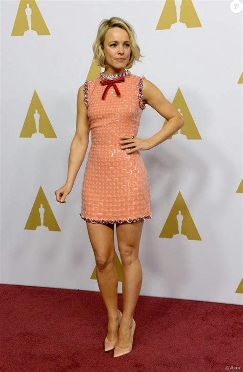 Mcadams Models Beyonce And Kirstens Oscar Dresses In by Beautiful Mcadams Dress Legs