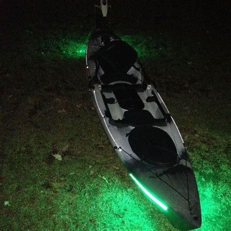 kayak lights for fishing diy kayak lights diy do it your self