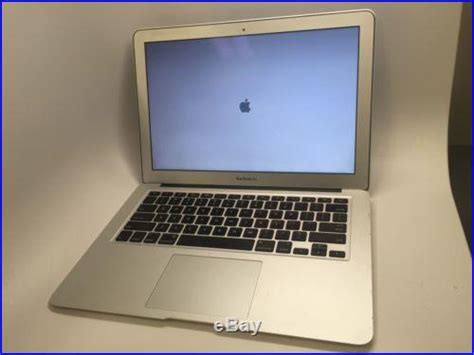 Ram Macbook Air apple 13 macbook air a1369 1 7 ghz i5 4gb ram 128gb ssd for parts or repair at cheap apple