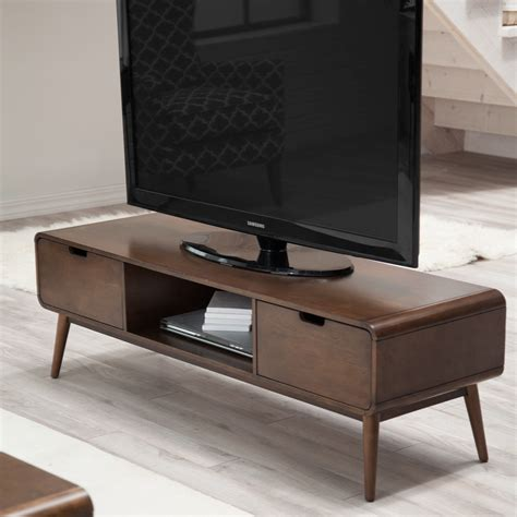 Tv Tisch Modern by Belham Living Mid Century Modern Tv Stand While