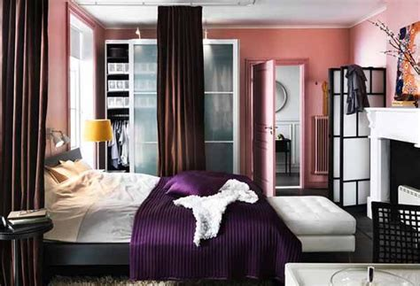 bedroom divider curtains colorful small bedroom design ideas
