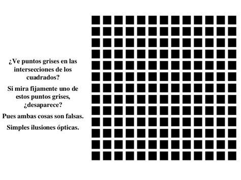 ilusiones opticas humanas los sellos y las ilusiones opticas vol ii material de