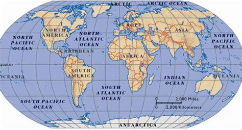 map  world oceans world map weltkarte peta dunia