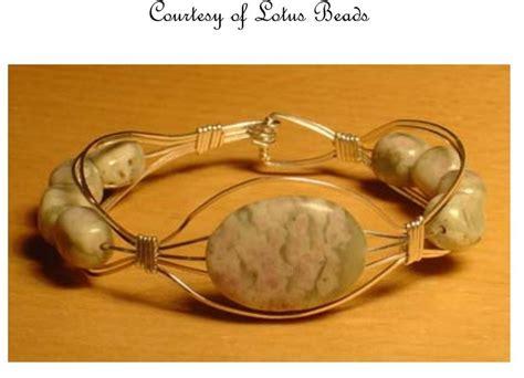 how to make wire wrapped jewelry wire bracelet tutorial wire wrapped jewelry vi