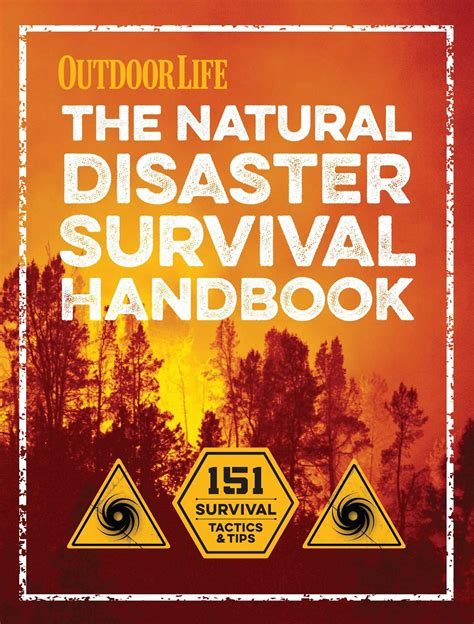 disaster i cover them i am one books the disaster survival handbook book by the