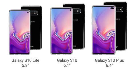 tutti i galaxy s10 si mostrano in nuovi render sorpresa c 232 anche il audio androidworld