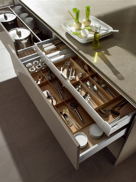 In Drawer by Modular Kitchen Cabinets Drawers Pull Out Baskets Shelves