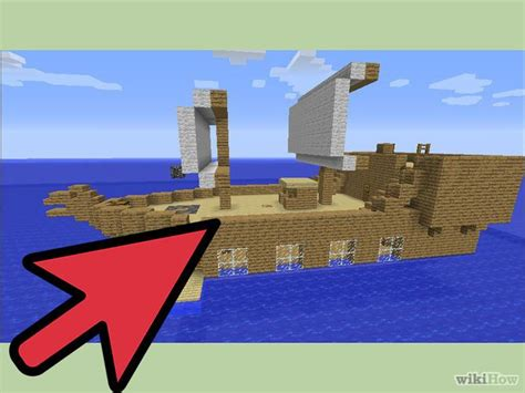 minecraft grian boat pirate ship plans minecraft woodworking projects plans