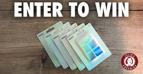 How To Cash Out American Express Gift Card - win a 200 amex gift card and more julie s freebies