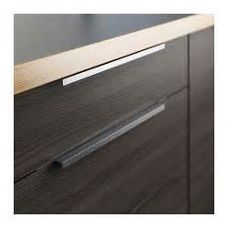 Ikea Cabinet Door Handles Blankett Handle Aluminium 595 Mm Ikea