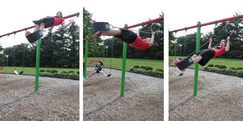 can swing swinging