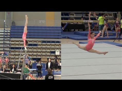 level 7 gymnastics meets | harford trophy 2016 | acroanna