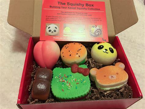 a squishy the squishy box beejuboxes