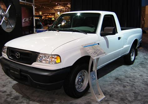 mazda truck 2006 mazda b series truck information and photos