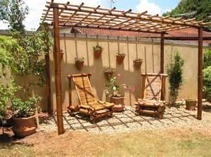 Home Design Exterior resid 234 ncia pergolas bambu flora amp arte
