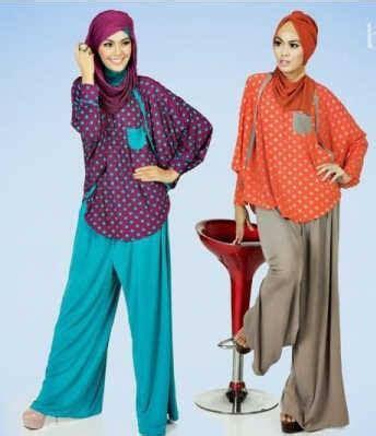 Miss Baju Hijabers hijabers jumpsuit miss tathiana
