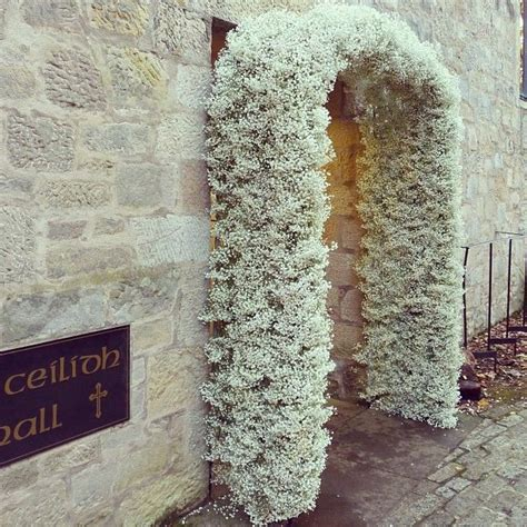 Wedding Arch Couture by Gypsophila Arch Couture Wedding Flowers