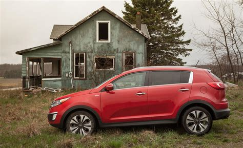 Kia Sportage Awd 2014 Car And Driver