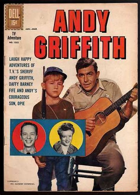 color tv show 1962 1962 1st issue quot andy griffith show quot 1252 tv photo