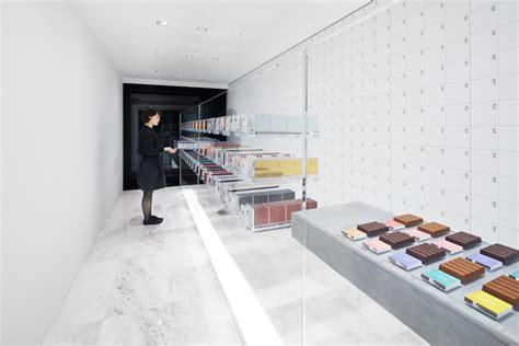 nendo design instagram nendo designs bbyb s first overseas chocolate shop in