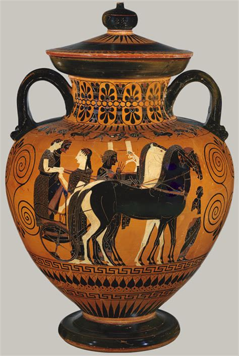Ancient Greece Vase Painting by Ancient Historywiz Ancient Greece Image Gallery
