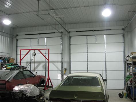 New Garage Ideas The Amc Forum Page 1 12x12 Overhead Door