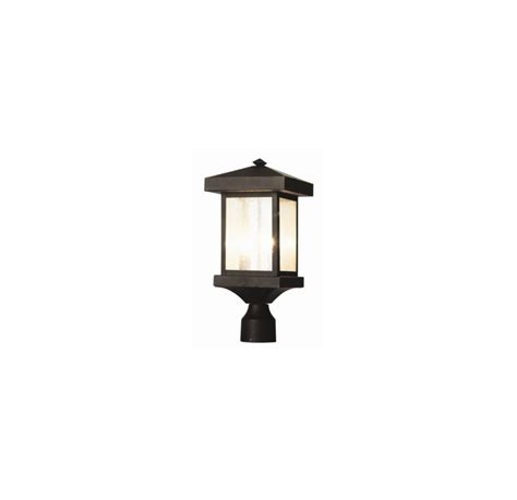 Asian Outdoor Lighting Trans Globe Lighting 45644 Wb Weather Bronze Asian Two Light Up Lighting Outdoor Square Post