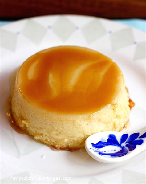13 Ingredients And Directions Of Chocolate Cheese Flan Receipt by Flan De Leche Traditional Flan My Recipes