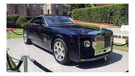 empresa rolls royce rolls royce sweptail el auto m 225 s caro y exclusivo