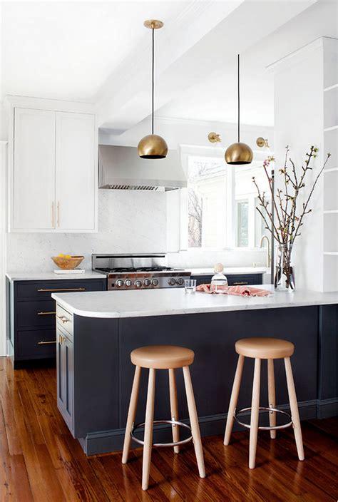 kitchen renovation design ideas two toned kitchen renovation design ideas home bunch