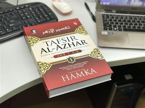 Tafsir Al Azhar Karya Buya Hamka Jilid 4 5 7 8 Gema Insani allah dekat dengan kita berdoa tidak perlu melalui syeikh atau sayyid buya hamka berita