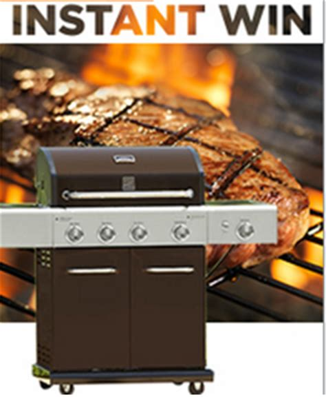 Sears Sweepstakes 2015 - sears holdings management win one kenmore 4 burner lp mocha gas giveawayus com