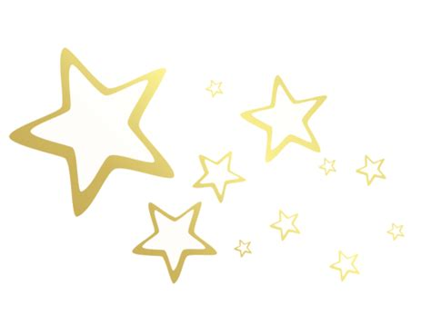 imagenes png estrellas emilieta psp tubes navide 241 os en dorado